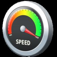 Speedmeter logo