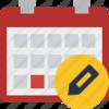 Calendar edit 128